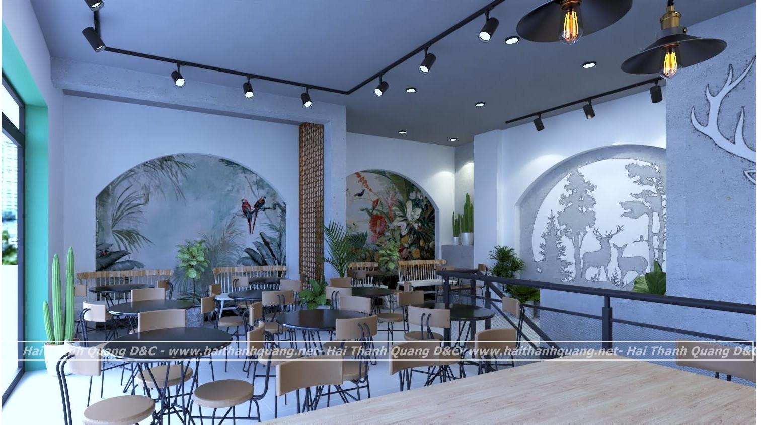 BÀN GHẾ CAFE Ở QUY NHƠN HTQ098