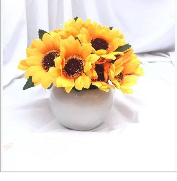 Cây Hoa Giả Ở Quy Nhơn HTQ006