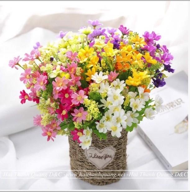 Cây Hoa Giả Ở Quy Nhơn HTQ009