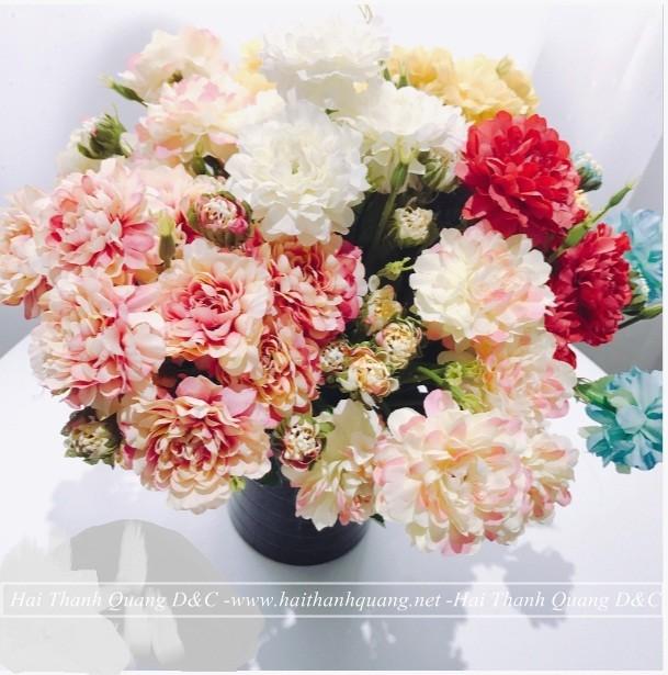 Cây Hoa Giả Ở Quy Nhơn HTQ025