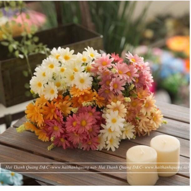Cây Hoa Giả Ở Quy Nhơn HTQ033