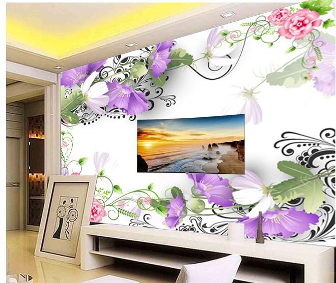 Tranh Dán Tường 3D Ở Quy Nhơn HTQ005