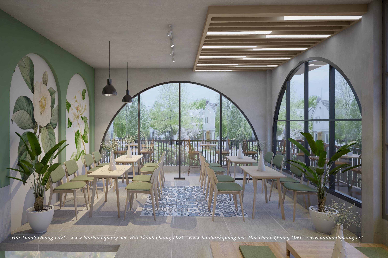 Bán Bàn Ghế Cafe Ở Quy Nhơn HTQ025