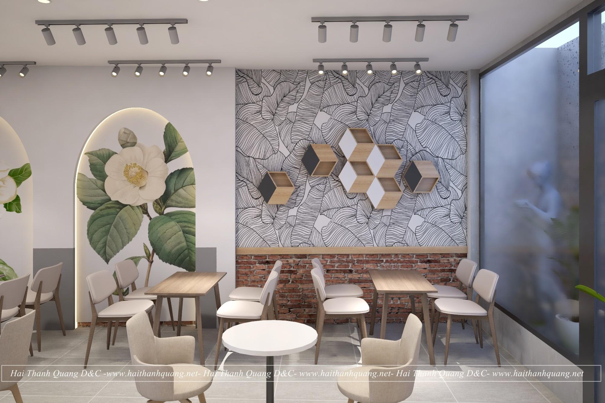 Bàn Ghế Cafe Ở Quy Nhơn HTQ099