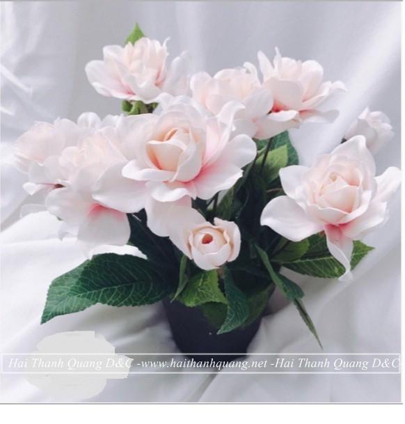 Cây Hoa Giả Ở Quy Nhơn HTQ005