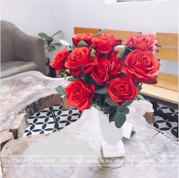 Cây Hoa Giả Ở Quy Nhơn HTQ015