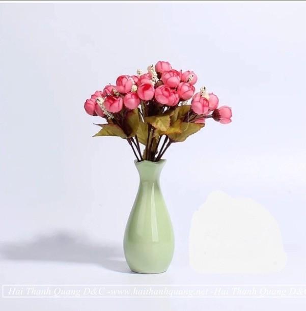 Cây Hoa Giả Ở Quy Nhơn HTQ017