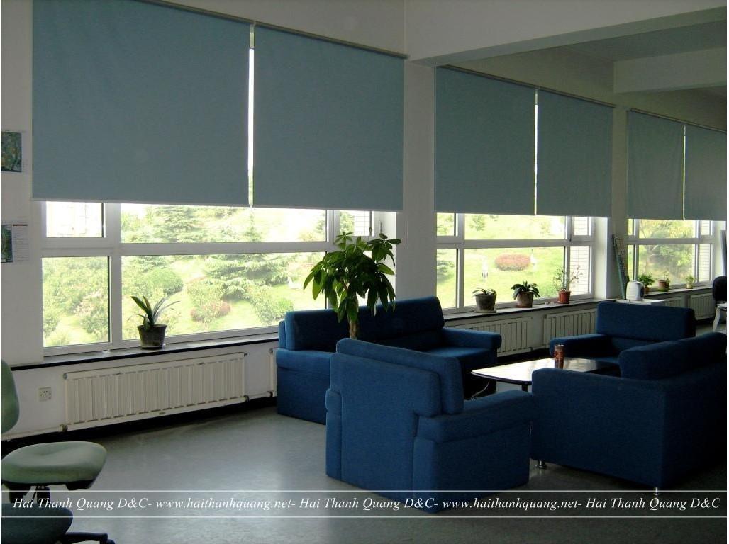 Rèm Cửa Văn Phòng Ở Quy Nhơn HTQ068