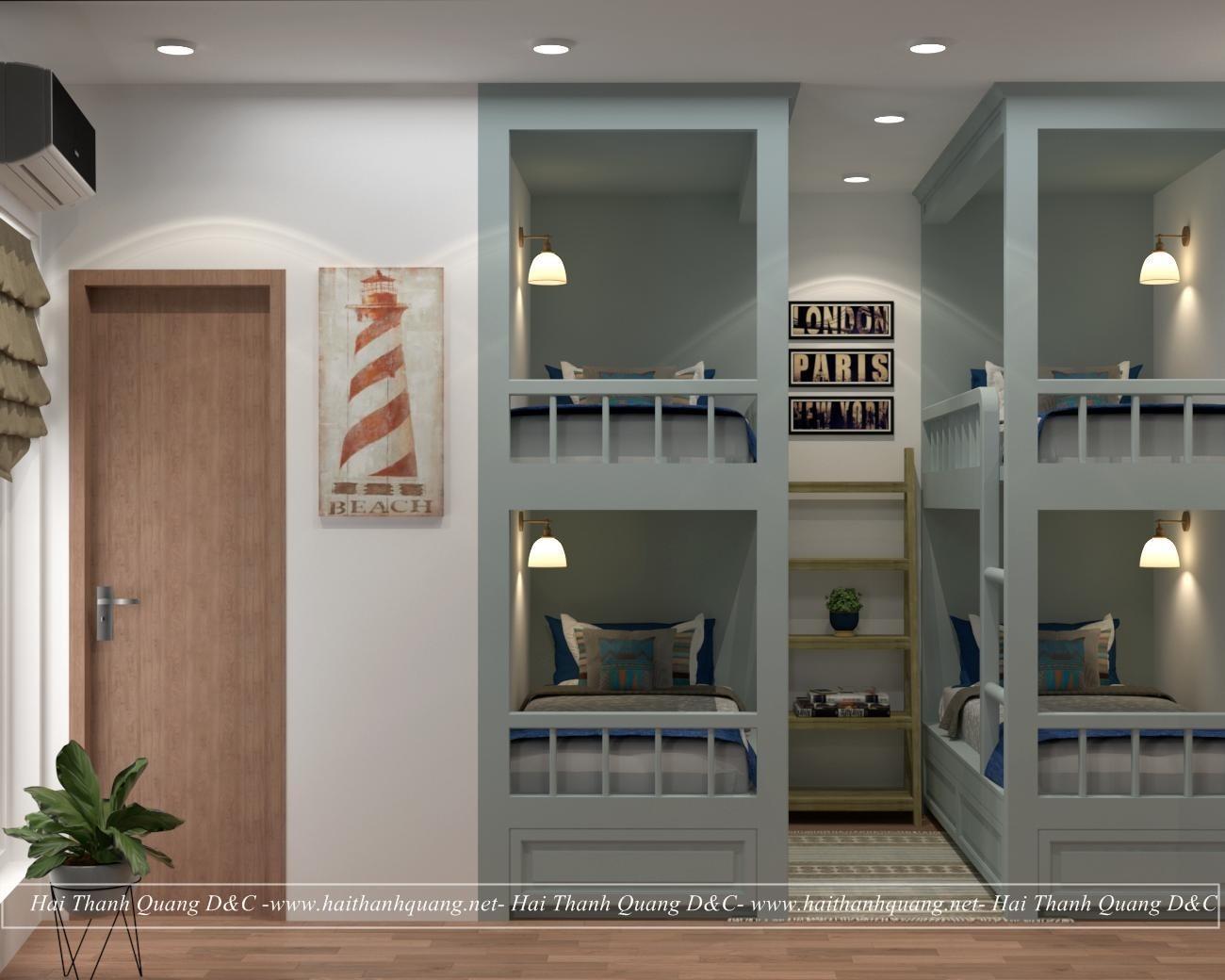 Thiết Kế Khách Sạn Ở Quy Nhơn HTQ002