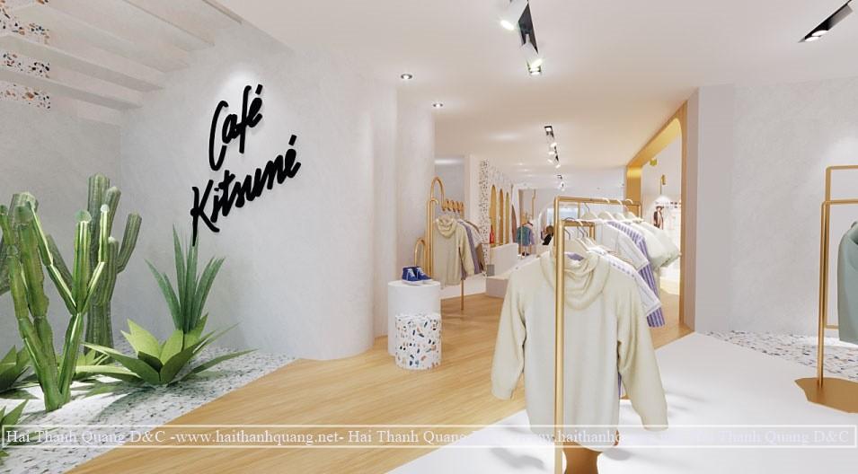 Thiết Kế Shop Quần Áo Ở Quy Nhơn HTQ017
