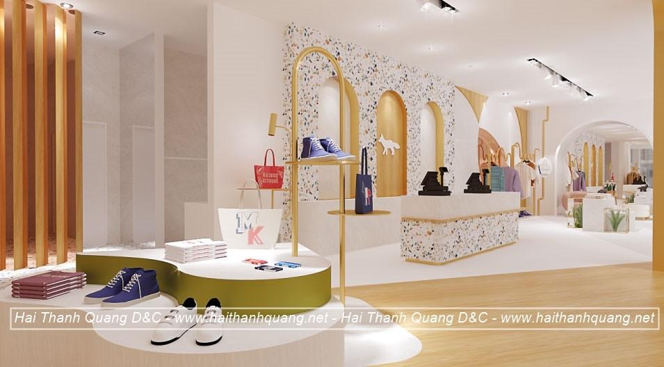 Thiết Kế Shop Thời Trang Ở Quy Nhơn HTQ012