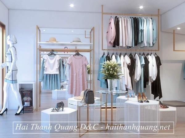 Thiết Kế Shop Thời Trang Ở Quy Nhơn HTQ011