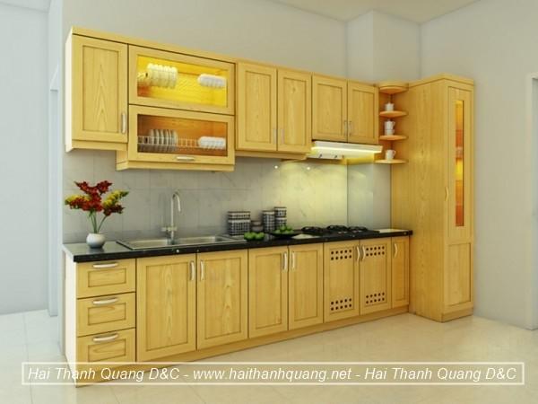 Tủ Bếp Ở Quy Nhơn HTQ031